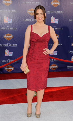 """Captain America"" Premiere   Los Angeles, July 19"