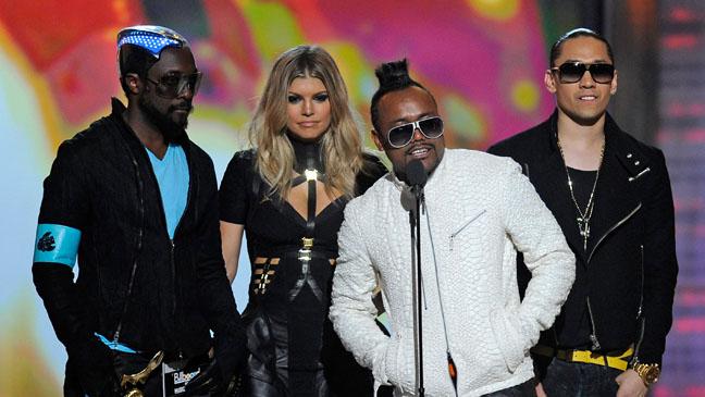 Black Eyed Peas Billboard Music Awards 2011