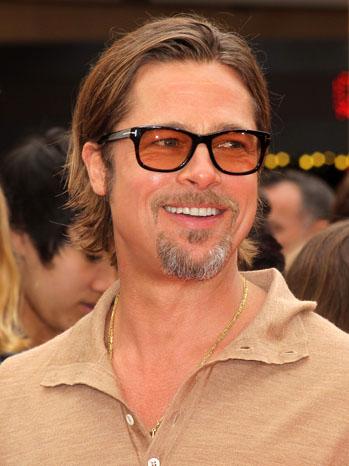 Brad Pitt Kung Fu Panda Premiere 2011