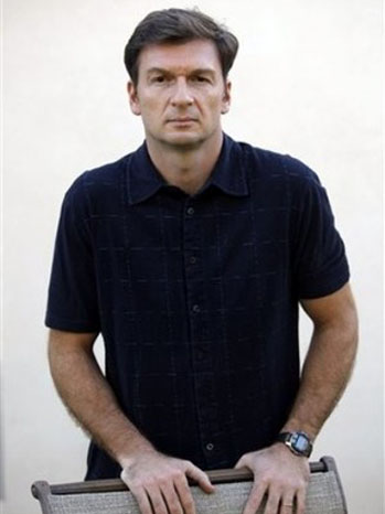 Bruce Beresford-Redman Headshot 2011