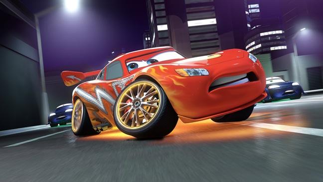 Cars 2 - Movie Still: Lightin McQueen - H - 2011