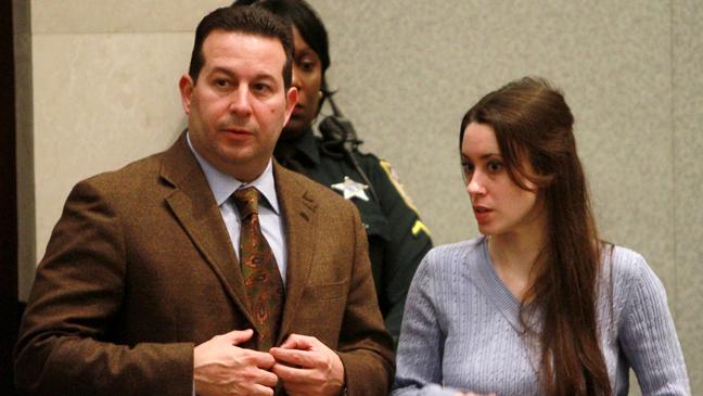 Casey Anthony Attorney 2011