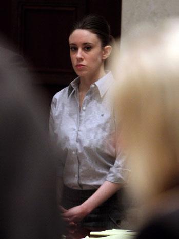 Casey Anthony Trial Verdict 2011