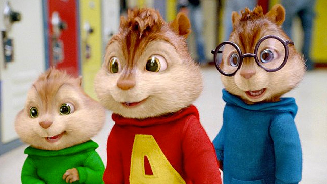 """Alvin & the Chipmunks"""