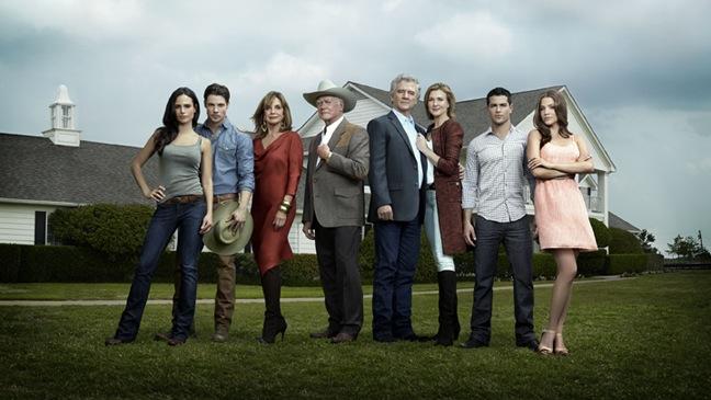 Dallas - Cast Photo - 2011