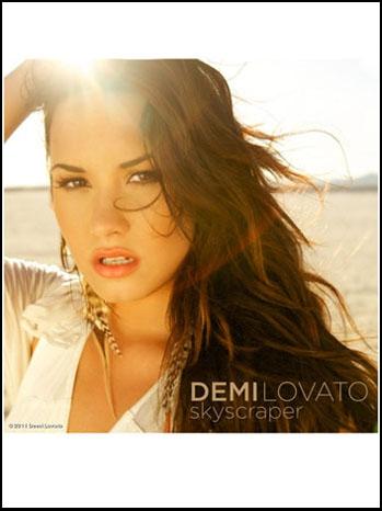Demi Lovato Album Cover 2011