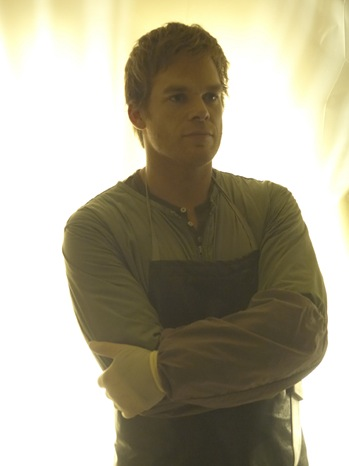 Michael C. Hall - TV Still: Dexter - P - 2011