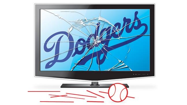 25 BIZ Dodgers Illustration