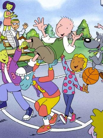 Doug Funny (cartoon) - Wallpaper - P