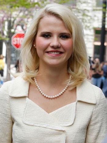 Elizabeth Smart - Attends Sentencing of Brian David - 2011