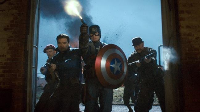 Captain America - Movie Still: Captain America: The First Avenger - Group - H - 2011