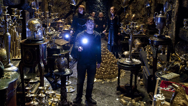 Harry Potter And The Deathly Hallows: Part 2: Treasure Room Two 2011