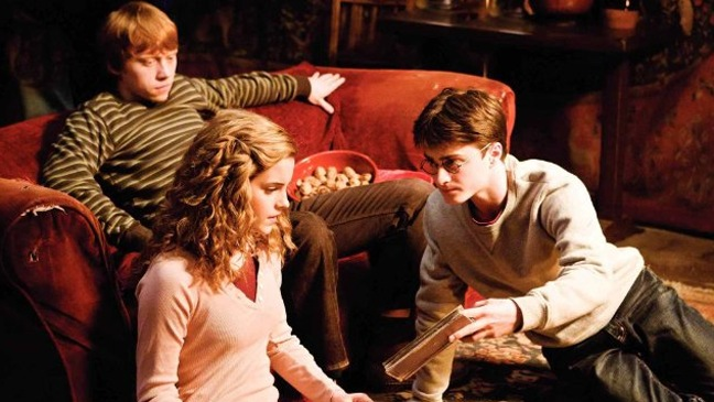 'Harry Potter and the Half Blood Prince'