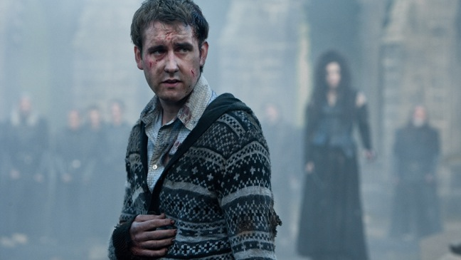 Harry Potter And The Deathly Hallows: Part 2 - Movie Still: Matthew Lewis as Neville Longbottom - H - 2011