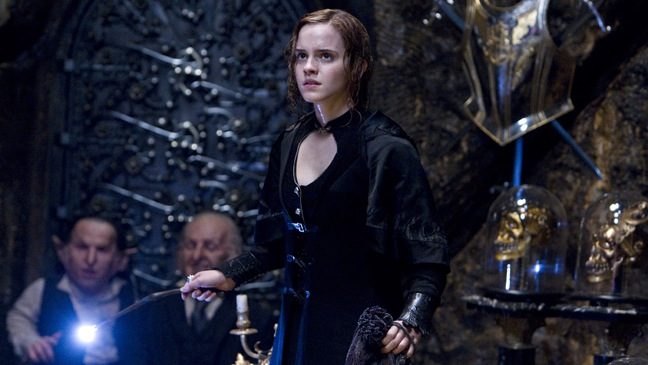 Harry Potter And The Deathly Hallows: Part 2 - Movie Still: Emma Watson as Hermione Granger - 2011