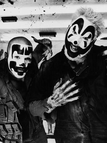 insane clown posse publicity