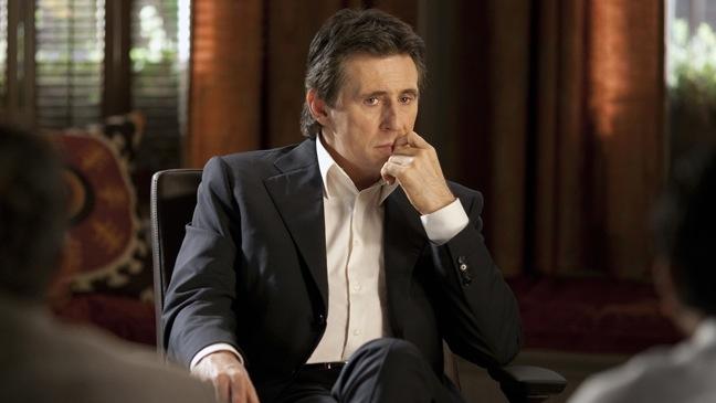 Gabriel Byrne - TV Still: In Treatment - 2011