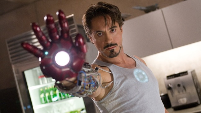 Iron Man (Paramount/Marvel Studios)