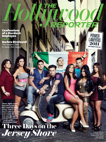 Issue 25 Cover Jersey Shore