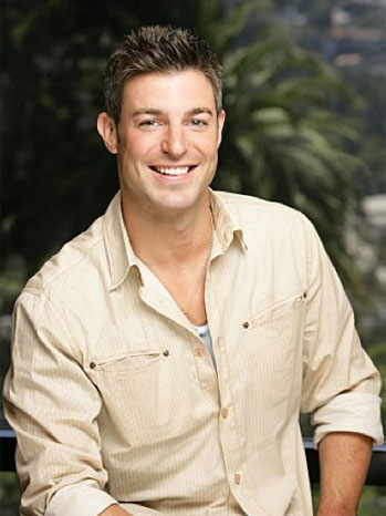Hollywood Celebrities: Big Brother Contestant Jeff