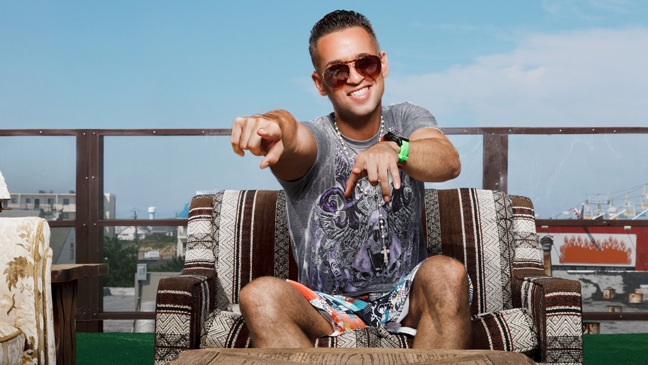 """""""Mike """"""""The Situation"""""""" Sorrentino"""""""