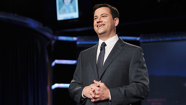 27 BIZ Jimmy Kimmel Live