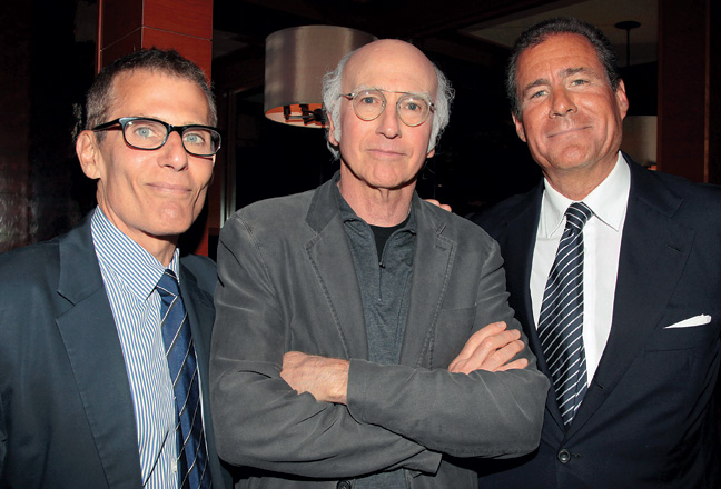 """""""Curb Your Enthusiasm"""" Premiere 