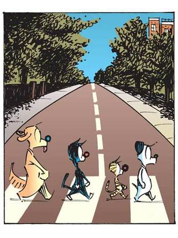 Mutts Comic Book - P 2011