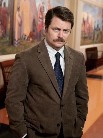 Snub: Nick Offerman, Parks and Recreation