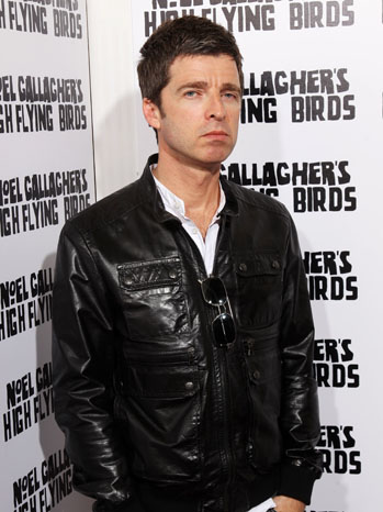 Noel Gallagher Headshot 2011