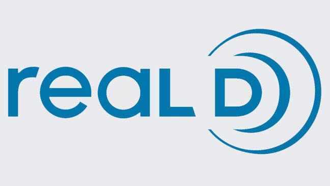 RealD Logo - H 2011