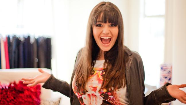 Rebecca Black publicity 2011 L