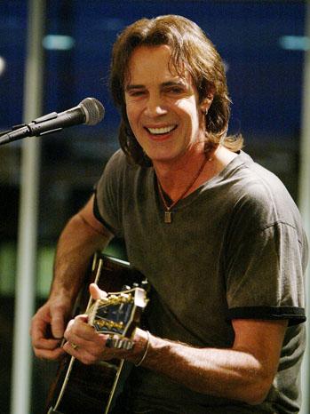 Rick Springfield Guitar 2011