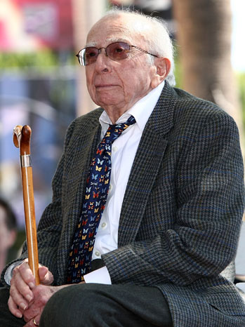 Sherwood Schwartz Walk of Fame 2011