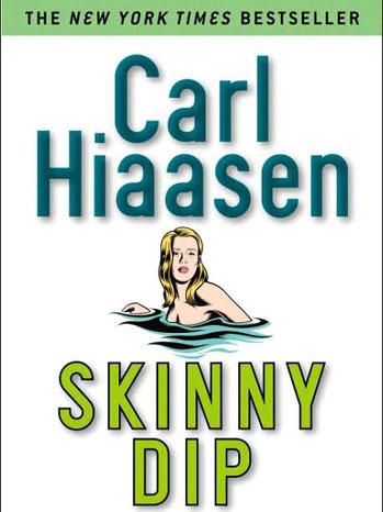 Skinny Dip Book Cover 2011