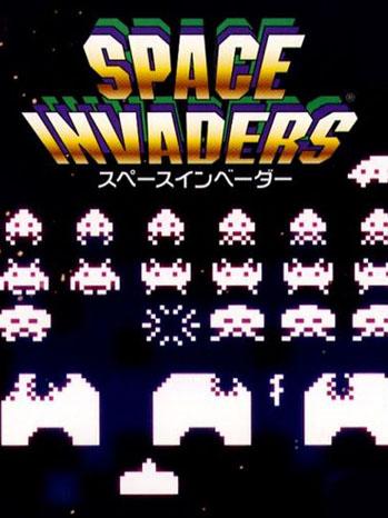 Space Invaders Art 2011