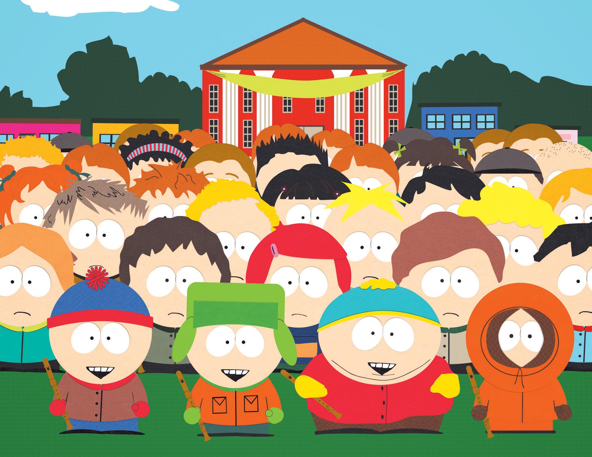 South Park 2011