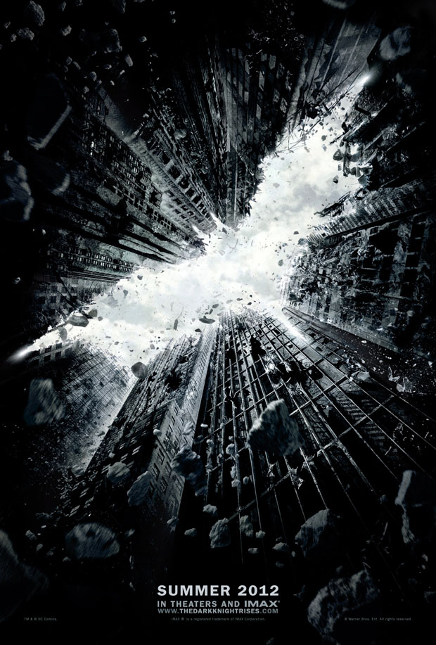 Dark Knight Rises Teaser Image HTML ONLY 2011