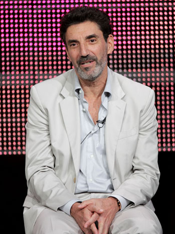 Chuck Lorre vs. Charlie Sheen