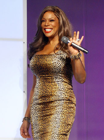 Wendy Williams BET Upfronts 2011