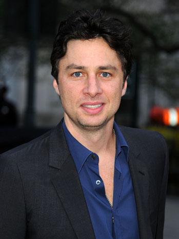 Zach Braff Tribeca Film Fest 2011