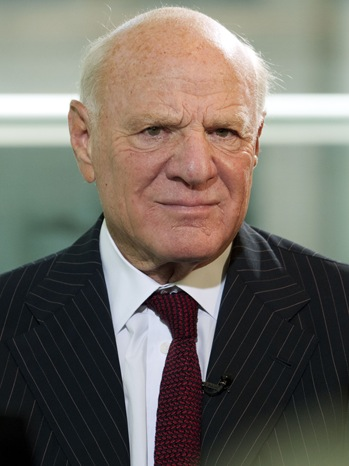 Barry Diller - television interview in New York - P - 2010