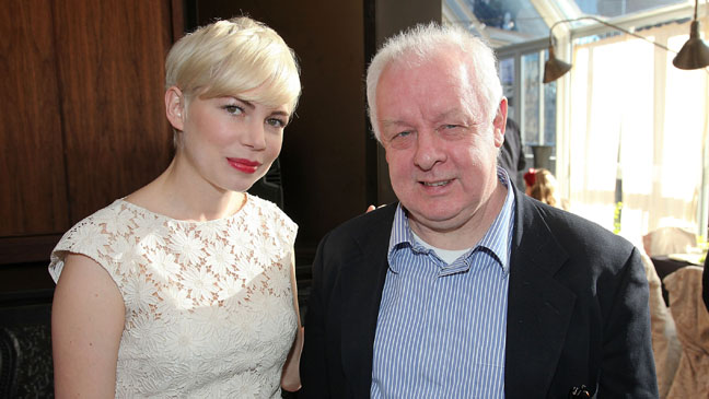 Jim Sheridan with Michelle Williams - H 2011