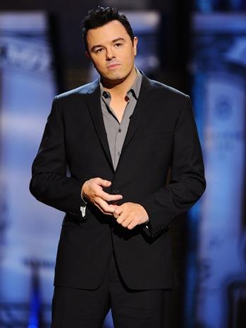 Seth MacFarlane - Comedy Central Roast Of Donald Trump - Show - P - 2011