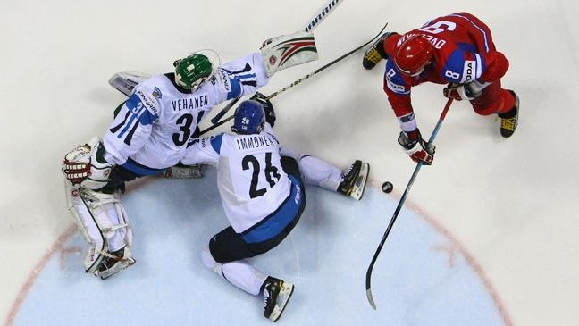 Finland v Russia - 2011 IIHF World Championship Semifinal - H - 2011