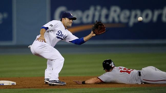 Washington Nationals v Los Angeles Dodgers - H - 2011