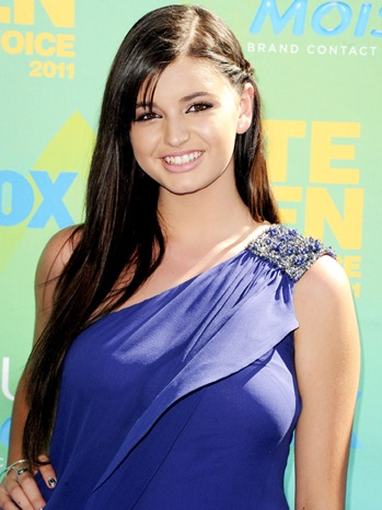 Rebecca Black - Head Shot - Teen Choice Awards - P - 2011
