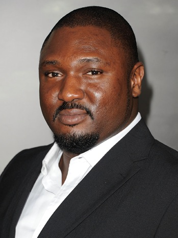 """Nonso Anozie - Premiere Of Lionsgate Films' """"Conan The Barbarian"""" - Arrivals - P - 2011"""