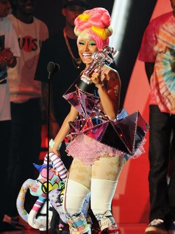 Nicki Minaj - MTV Video Music Awards - Show - P - 2011