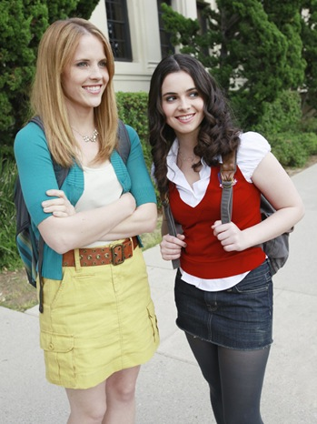 """Switched at Birth - TV Still: """"The Persistence of Memory"""" - P - 2011"""